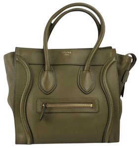 Céline Tote in Green