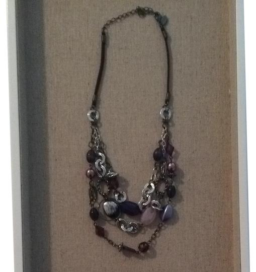 Lia Sophia Lia Sophia Purple Haze Necklace