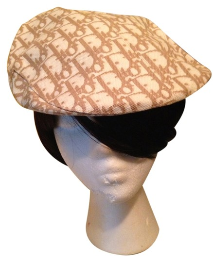 Preload https://item1.tradesy.com/images/dior-brown-and-white-stylish-new-hat-3829990-0-0.jpg?width=440&height=440