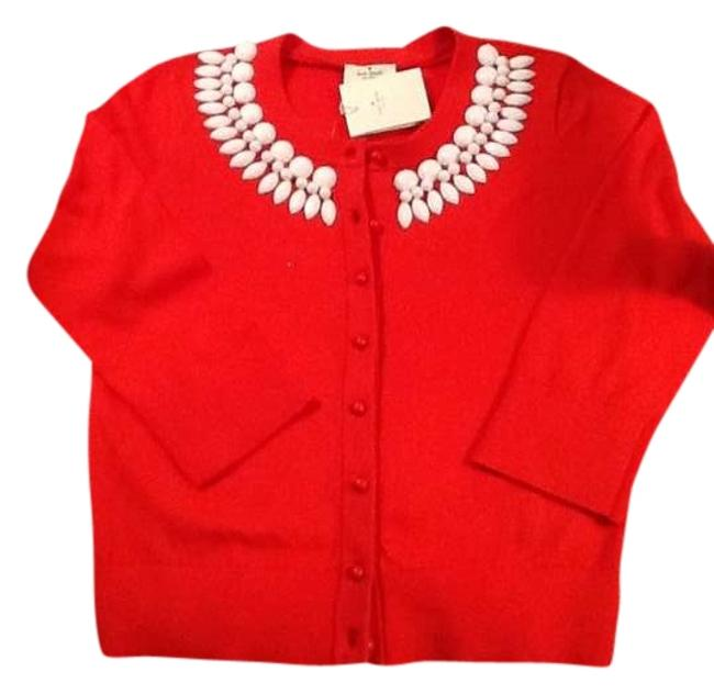 Preload https://item2.tradesy.com/images/kate-spade-flame-beaded-sweaterpullover-size-4-s-383026-0-0.jpg?width=400&height=650