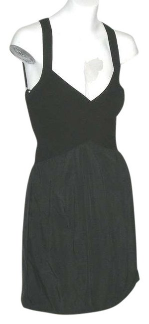 Preload https://item4.tradesy.com/images/bcbgmaxazria-black-couture-ruched-halter-wiggle-knee-length-cocktail-dress-size-4-s-383028-0-0.jpg?width=400&height=650