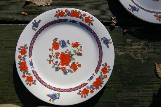 Ornate Plates Tableware