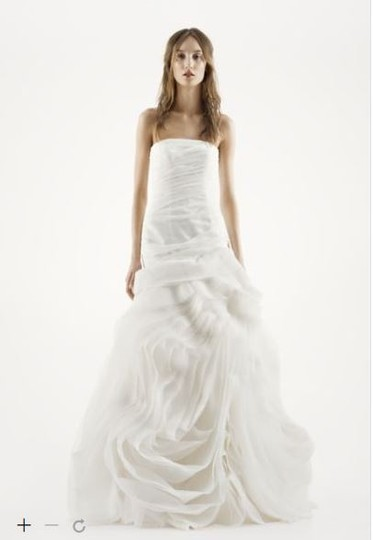 Vera Wang Organiza Fit And Flare Wedding Dress - Vw351011 Wedding Dress