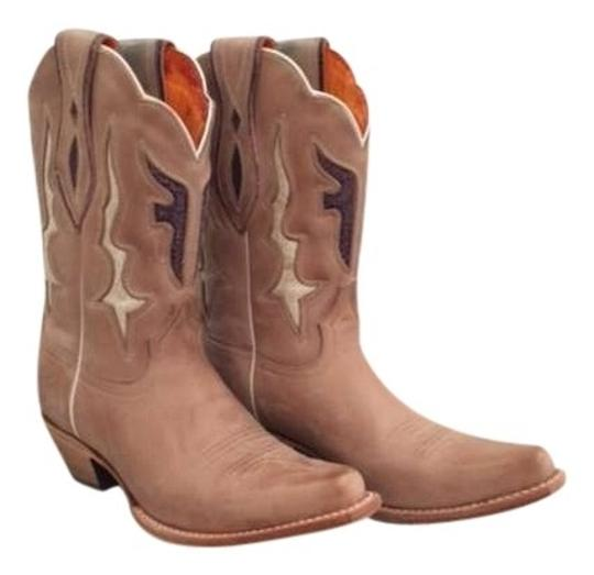 Preload https://img-static.tradesy.com/item/383090/frye-taupe-western-leather-cowboy-bootsbooties-size-us-65-0-0-540-540.jpg