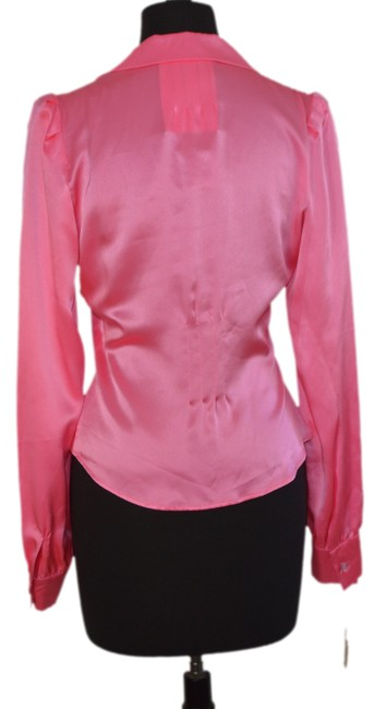 Chloé Button Down Shirt pink