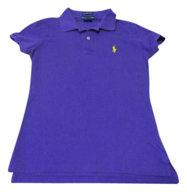 Preload https://img-static.tradesy.com/item/383150/ralph-lauren-purple-button-down-top-size-6-s-0-0-650-650.jpg