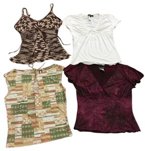 bebe, Von Vonni, Questions, Forever21 Top muti- colors... same as images