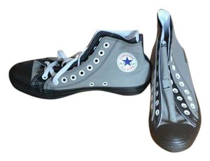 Converse Black White Grey Athletic