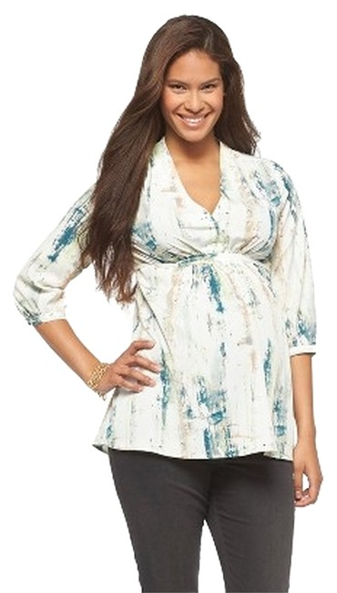 Liz Lange Maternity brand new maternity tunic, worn once