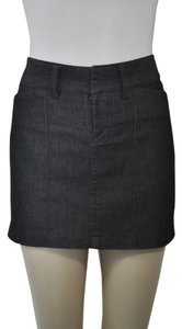 INTERMIX Mini Skirt GRAY