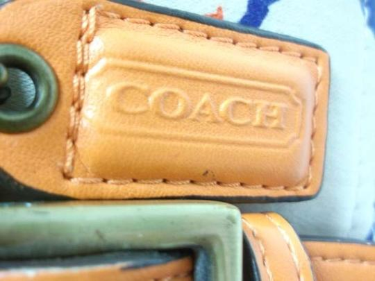 Coach Small Handbag Satchel in Multi-colors