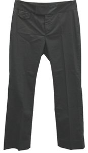 Rag & Bone Cotton Straight Pants BLACK