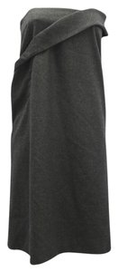 Jil Sander Wool Cashmere 44 Dress