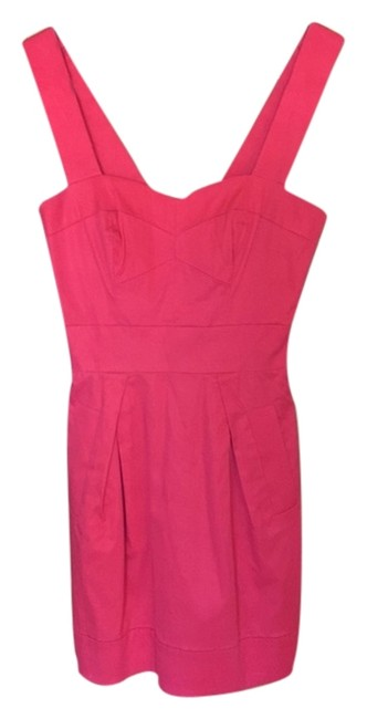 Preload https://item4.tradesy.com/images/french-connection-cherry-mid-length-night-out-dress-size-0-xs-3833623-0-0.jpg?width=400&height=650
