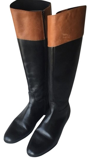 Ciao Bella Black/Brown Boots