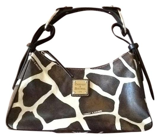 Preload https://item2.tradesy.com/images/dooney-and-bourke-giraffe-print-collection-brown-and-white-leather-hobo-bag-383411-0-0.jpg?width=440&height=440