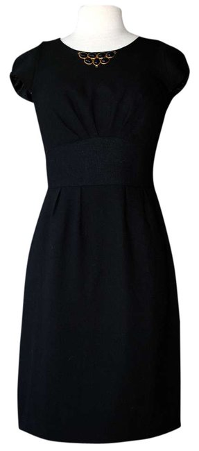 Preload https://img-static.tradesy.com/item/383412/karin-stevens-black-lbd-sheath-cap-sleeve-knee-length-workoffice-dress-size-6-s-0-0-650-650.jpg