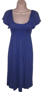 Splendid short dress Blue Summer on Tradesy