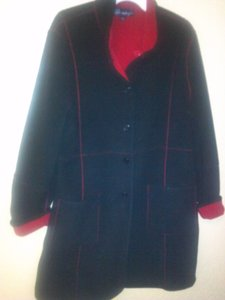 Susan Graver Trench Coat