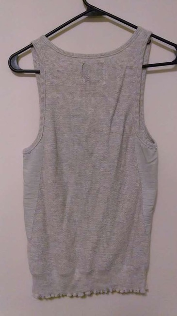 American Eagle Outfitters Comfortable Thick Cute Cold-weather Casual Top Heather Gray