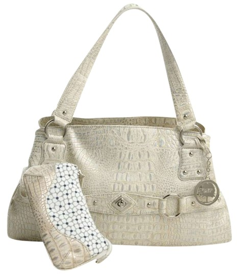 Preload https://item3.tradesy.com/images/with-wristlet-croco-embossed-manmade-satchel-383832-0-0.jpg?width=440&height=440