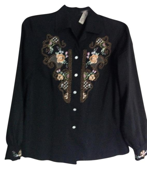 Preload https://item3.tradesy.com/images/other-vintage-made-in-china-button-down-shirt-3838387-0-0.jpg?width=400&height=650