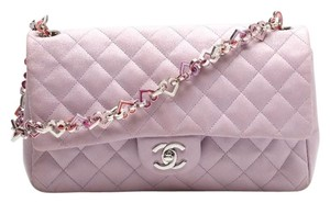 Chanel Valentines Valentine Heart Shoulder Bag