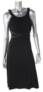 Sangria short dress Black on Tradesy