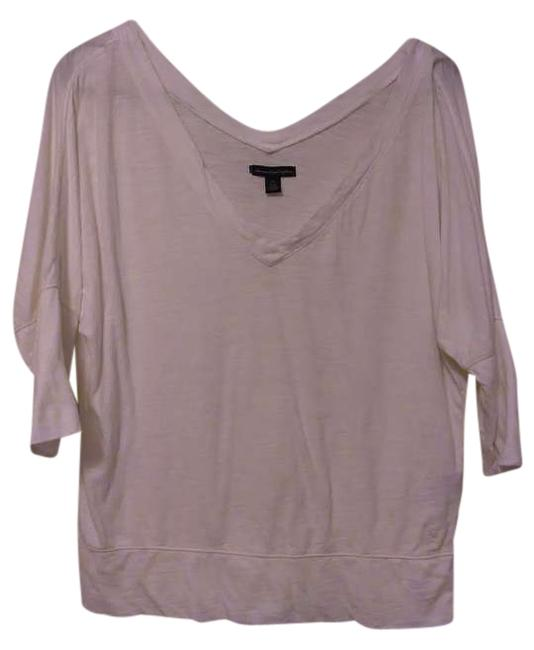 American Eagle Outfitters Simple Classic T Shirt White
