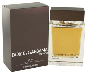 Dolce&Gabbana The One By Dolce & Gabbana Eau De Toilette Spray 3.4 Oz