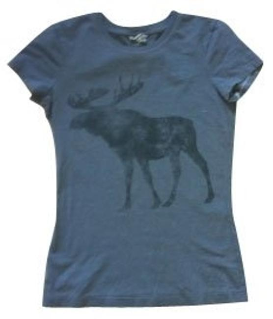 Preload https://item5.tradesy.com/images/abercrombie-and-fitch-blue-tee-shirt-size-6-s-384-0-0.jpg?width=400&height=650