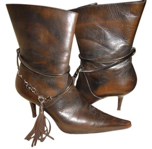 Rodo Brown Boots