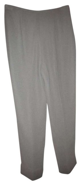 Ann Taylor Straight Pants Gray