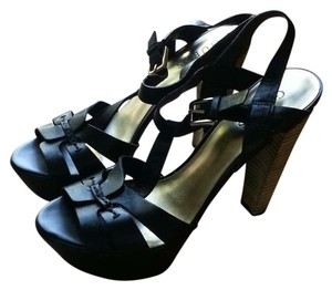 Guess Platform Sandal black Sandals