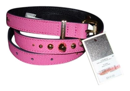 Preload https://item1.tradesy.com/images/juicy-couture-pink-embossed-leather-studded-ytrub214-size-l-belt-3841600-0-0.jpg?width=440&height=440