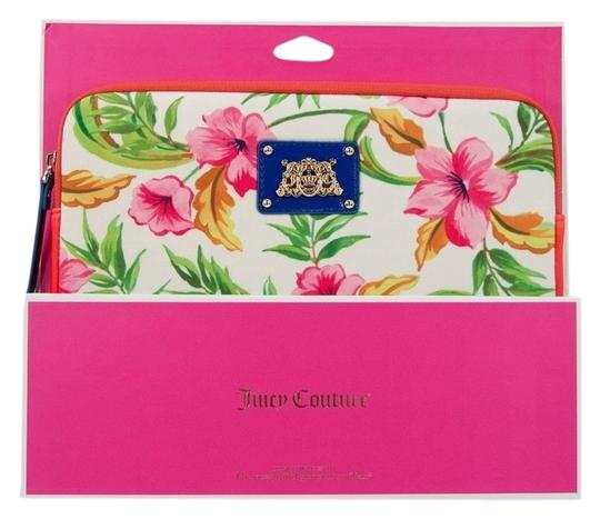 Juicy Couture FLORAL NEOPRENE THIRD GENERATION I PAD TABLET ZIP SLEEVE SOFT CASE NIB