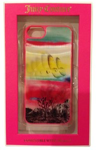 Juicy Couture JUICY COUTURE JOSHUA TREE HOLOGRAM IPHONE 5 CASE $35.00 MODEL # YTRUT378