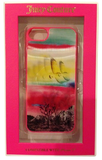 Juicy Couture JUICY COUTURE JOSHUA TREE HOLOGRAM IPHONE 5 CASE MODEL # YTRUT378
