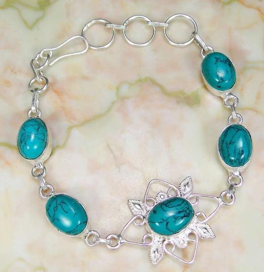Silver/Turquoise Sale Bogo Free Your Choice Any Two Listings For One Price Freeship Bracelet