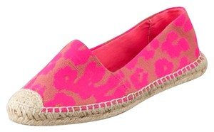 Juicy Couture Neon Pink Flats