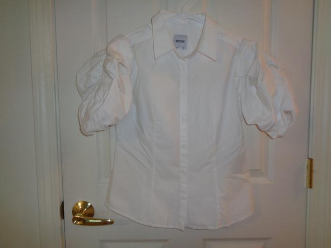 Moschino Button Down Shirt White Image 1