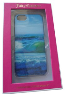 Juicy Couture Juicy Couture Ocean Waves iPhone 5/5S Hard Shell Case Retail $35.00