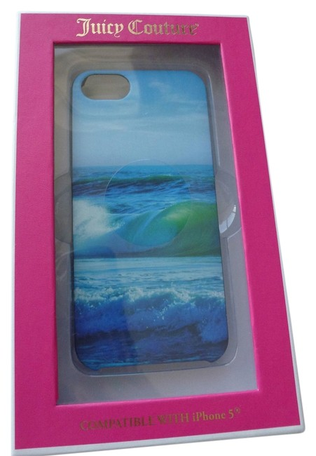 Item - Multi-color Ocean Waves Iphone 5/5s Hard Shell Case Retail Tech Accessory