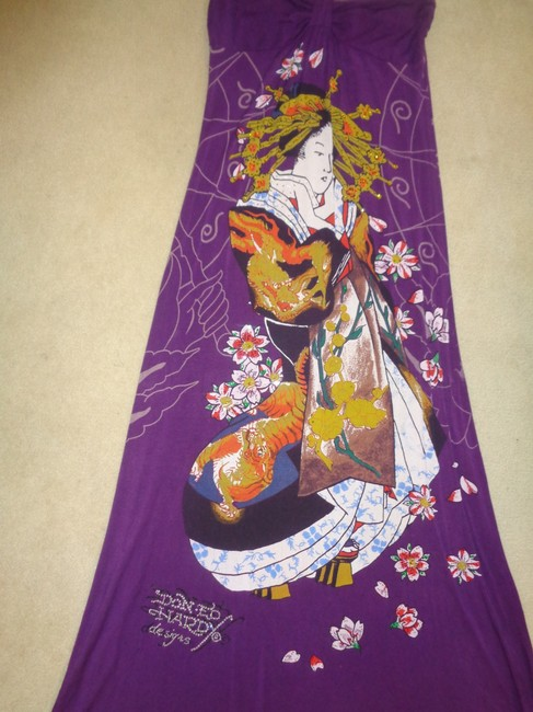 Maxi Dress by Ed Hardy
