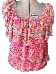 Essentials by Milano Top Multi Color