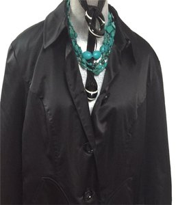 Bloomingdale's Black Jacket