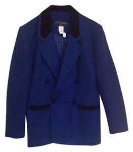Norton McNaughton Blue w/ black trim Blazer
