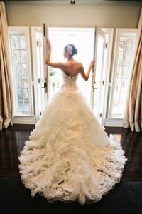 Allure Bridals Allure Couture C170 Wedding Dress