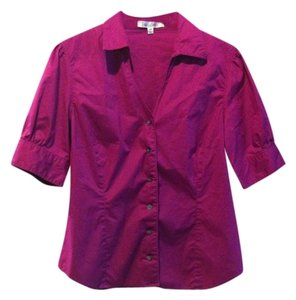 TravelSmith Top Radiant Orchid