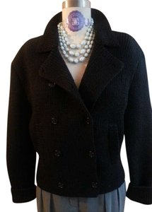 Knit Jacket Pea Pea Coat